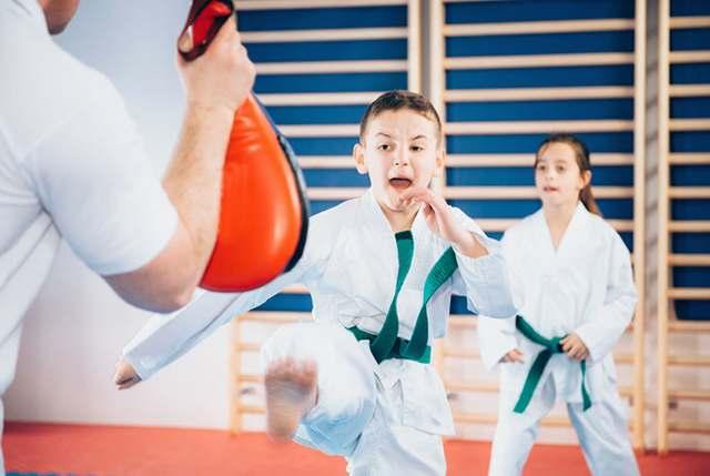 Fitness, Bobby Lawrence Karate of Draper