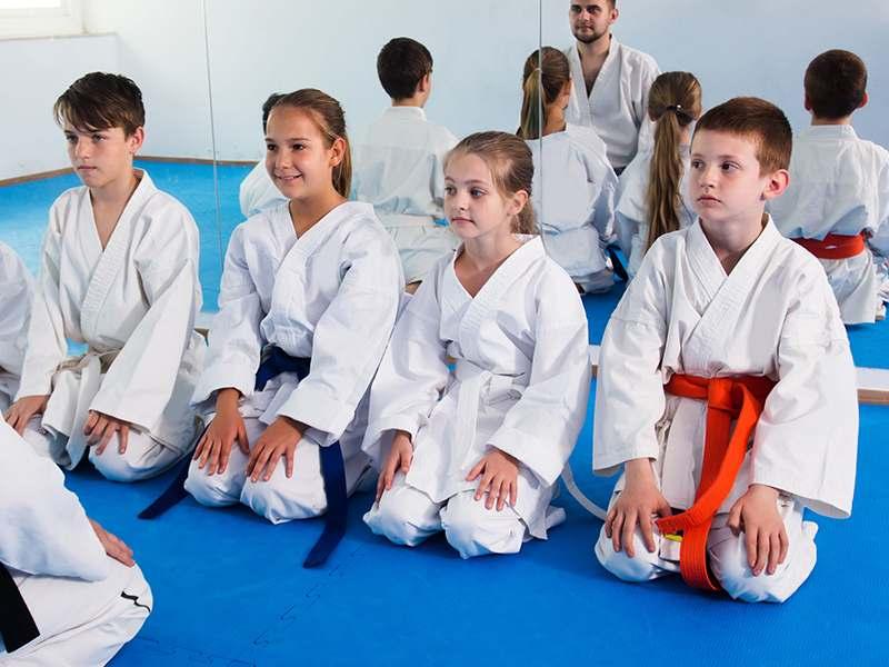 Kidsma, Bobby Lawrence Karate of Draper